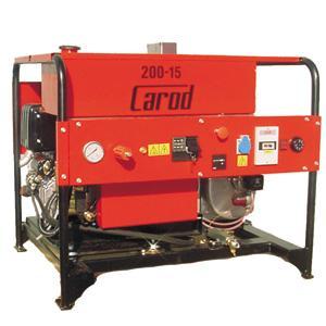 Hidrolimpiadora agua caliente diesel
