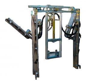Despuntadora Rotativa (D600:D1200) para la vid