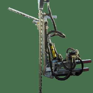 Despuntadora en forma de L (sierra) (CSL518-85) para la vid