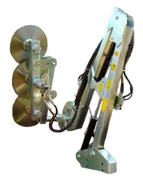 Brazo de corte (discos) BCD-6603