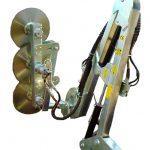 Brazo de corte doble (sierra) BCD-6180